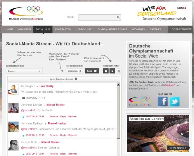 Foto: Deutscher Olympischer SportBund e.V.